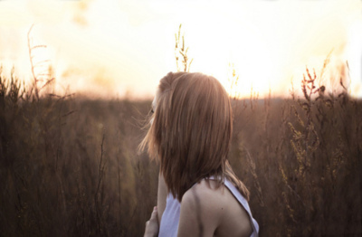 beautiful, bob, braid, brown, brown hair, brunette, girl, girly, grass, lovely, nature, pretty, sky