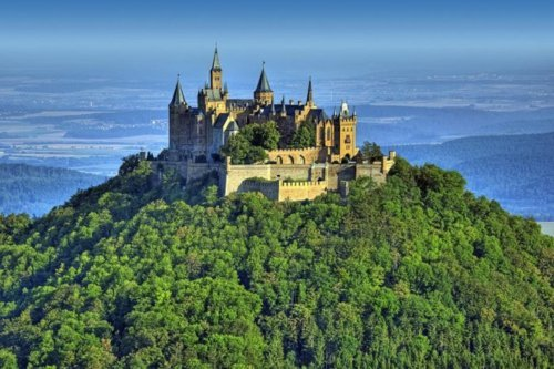 beautiful, castle, fairytale, germany, nature