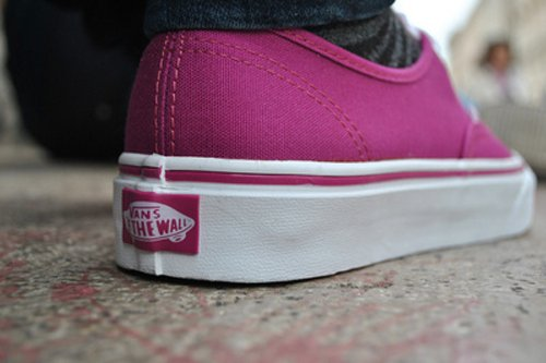 beautiful, cool, cute, fashion, girl, pink, shoes, style, vans