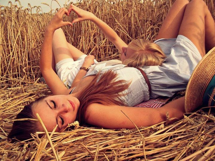 beautiful, county, friends, girl, photography