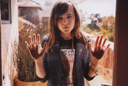 beautiful, cute, ellen page, fashion, girl