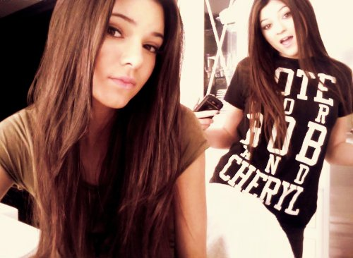 beautiful, cute, kendall jenner, kylie jenner, sisters