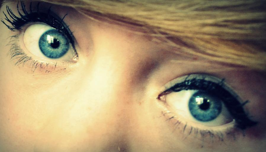 beautiful, edit, eyeliner, eyes, mascara