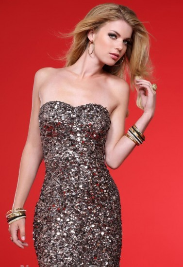 beauty, cocktail dress, dress, girl, gorgeaous, gray dress, grey dress, new years eve, sequins, silver, sparkly, style, women
