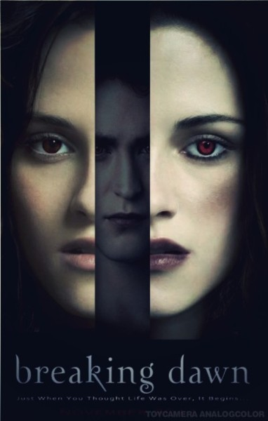 bella swan, breaking dawn part 2, edward cullen, vampire