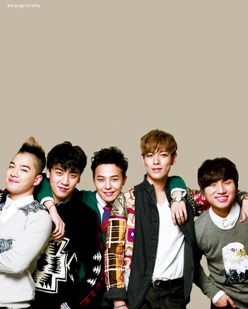 big bang, daesung, g-dragon, seungri, taeyang