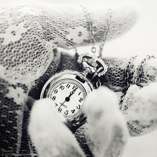 black and white, clock, cool, each in his time, girl