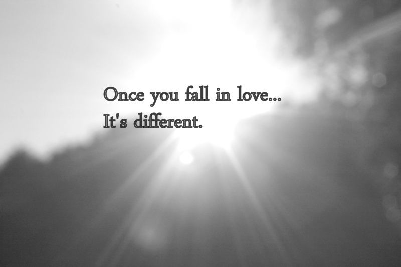black and white, cute, love, quote, text