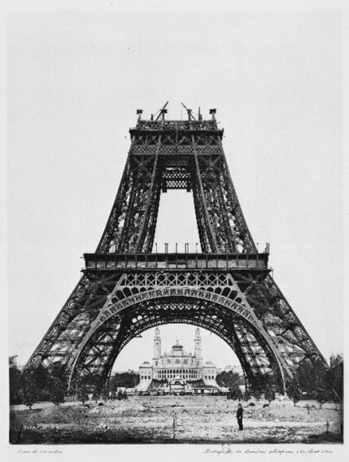 black and white, eifel tower, old, old picture, paris, tower