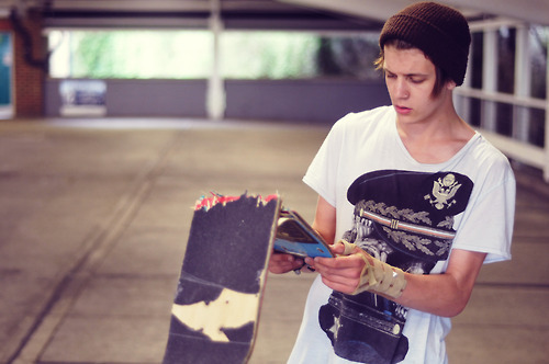 board, boy, broken, hat, nice, nice boy, skate, skateboard, tshirt