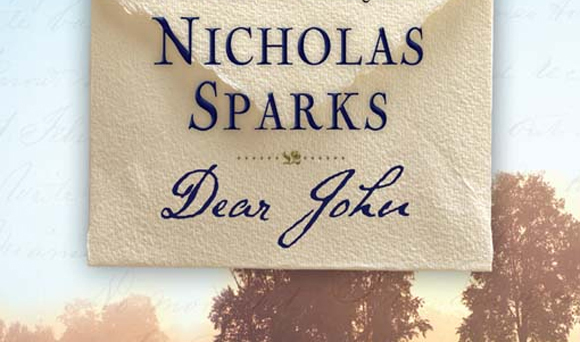 book, dear john, nicholas sparks