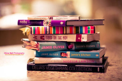 books, inspiring, jamie oliver, photography