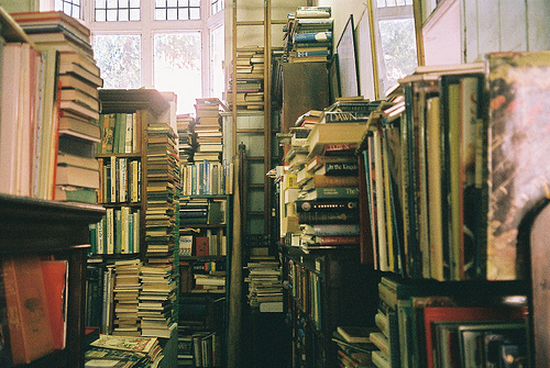 books, library, photography