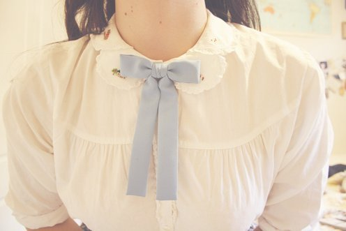 bows, cute, fashion, girl, lepillow, photography, ribbon, vintage