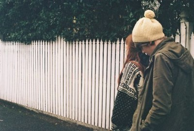 boy, couple, cute, girl, indie, love, nature, vintage
