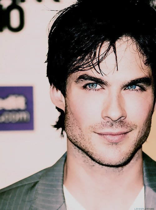 boy, cute, damon salvatore, eye, eyes