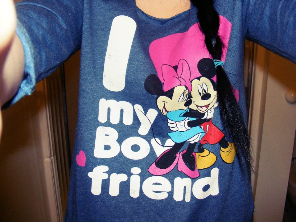 boyfriend, braid, casual, cute, disney