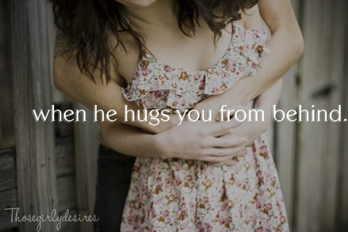 boys, couple, hug, hug from behind, love, thosegirlydesires