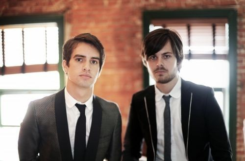 brendon urie, panic at the disco, spencer smith