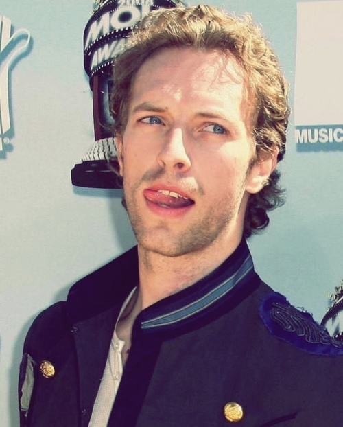 british, chris martin, coldplay, hot, man, oh lord, sexy, tongue