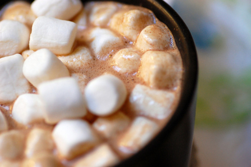 chocolate, delicious, drink, food, hot chocolate, marshmallows, sweet