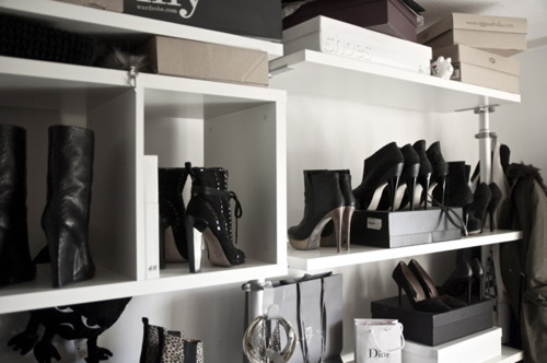 closet, fashion, heels, high heels, shoes