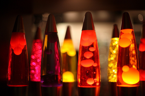 colors, cool, lamp, lava, light