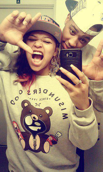 Couple couple with swag love swagg image 357525 on - Photo couple swag ...