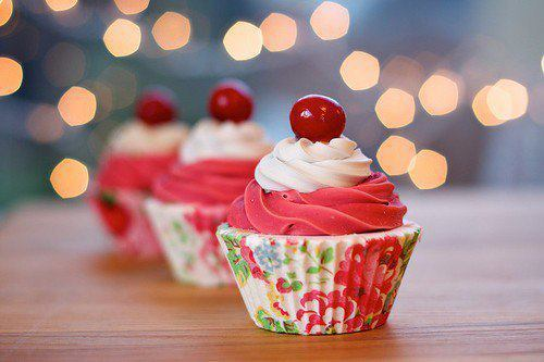 cupcake, cute, delicious, dessert, food, sweet, yummy
