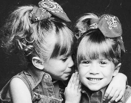 cute, denim, olsen twins, pretty
