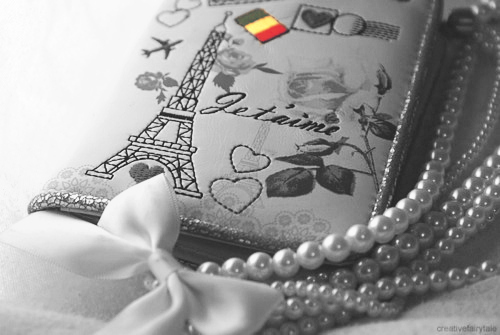 cute, eiffel, flag, germany, paris, pearls, tower