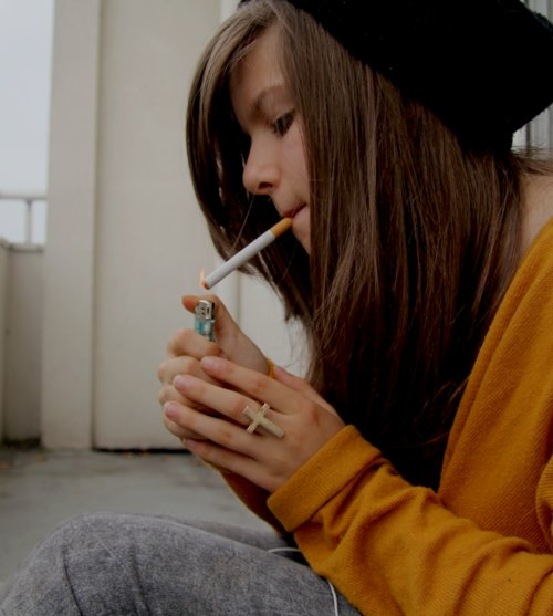 cute, fashion, girl, photography, smoke