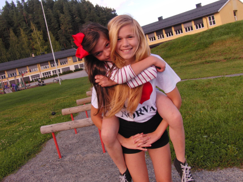 cute, friends, girl, girls , norway