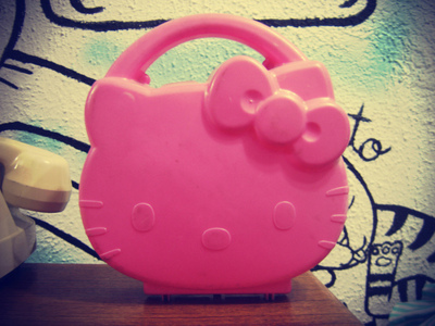 cute, hello kitty, pink
