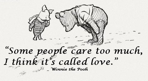 cute, quote, quotes, winnie the pooh
