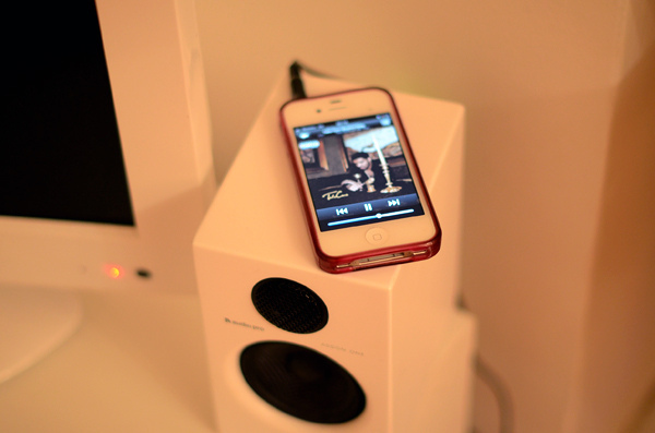 decor, iphone, music