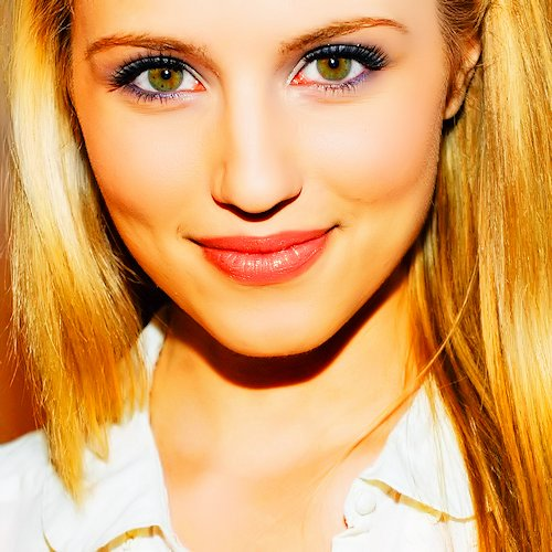 diana agron, glee, quinn fabray