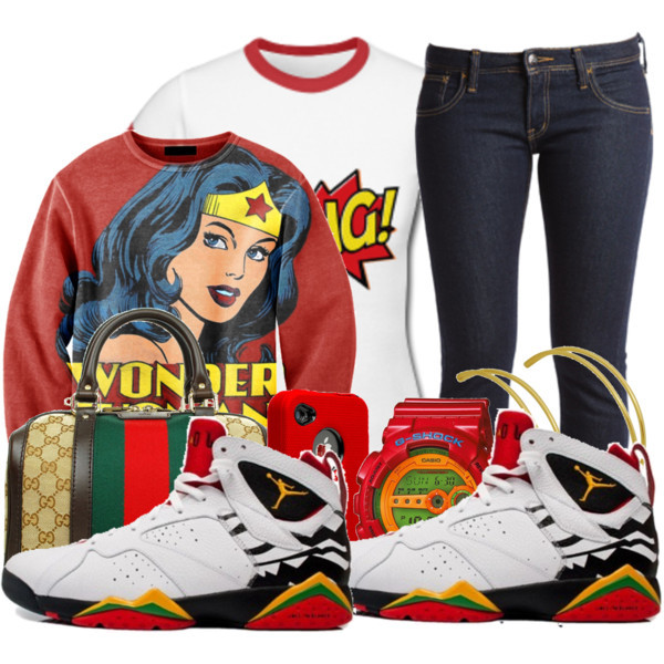 dope, fresh, outfit, polyvore, sexy sweaters, shoes, swag, wonder woman