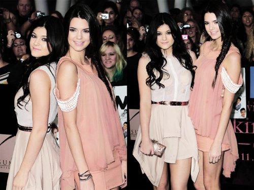 dress, fashion, girls , jenner, kardashians