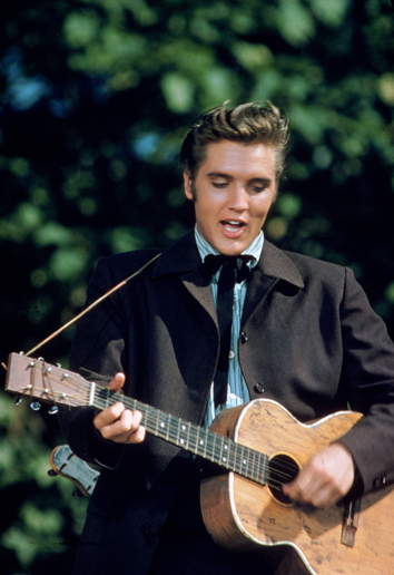 elvis, elvis presley, guitar, music