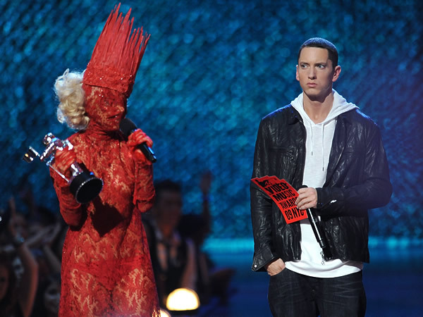 eminem, funny, his face lol, lady gaga, lol