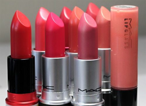 famous, fashion, lip gloss, mac, make-up