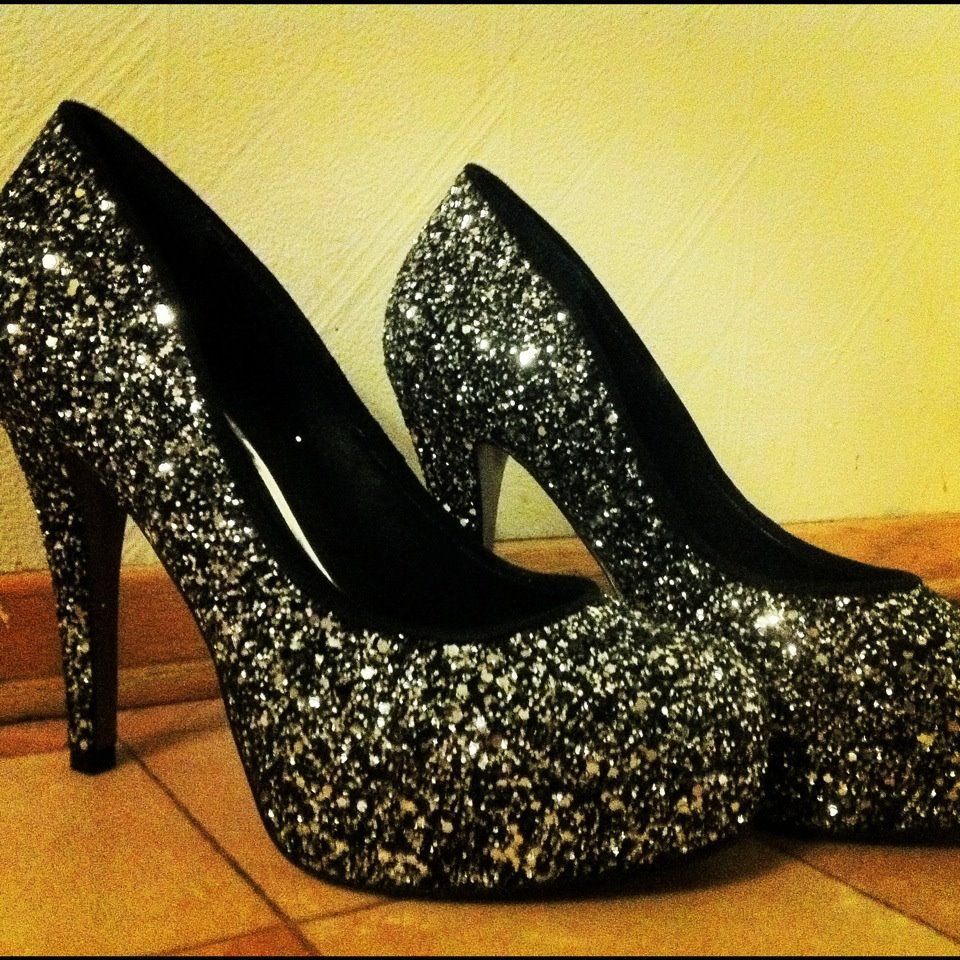 fashion, high heels, sequin, sequin shoes, sequined shoes