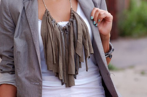 fashion, idea, necklace