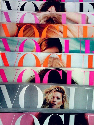 fashion, kate moss, magazine, vogue