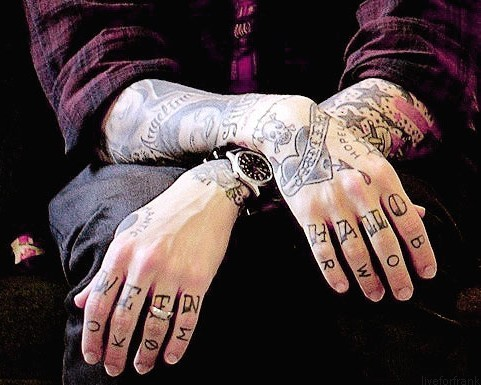 frank iero, hand tattoo , my chemical romance, tattoo, tattoos