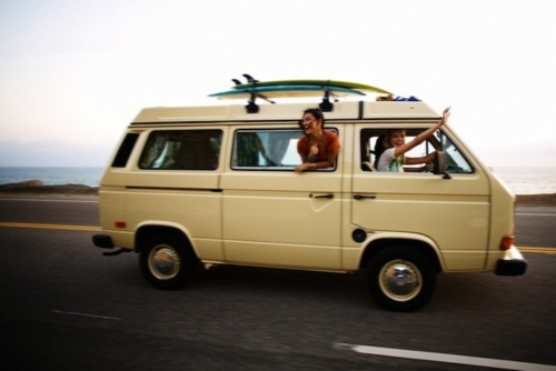 free, freedom, girls, people, sea, summer, van, surfing