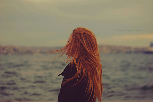 cute, ginger, girl, girls, hair, hair red, hipster, inspiring, lake, orange hair, perfect hair, red hair, redhead, ruiva