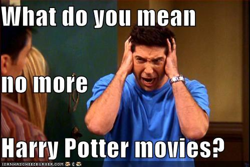 harry potter, lol, ross geller