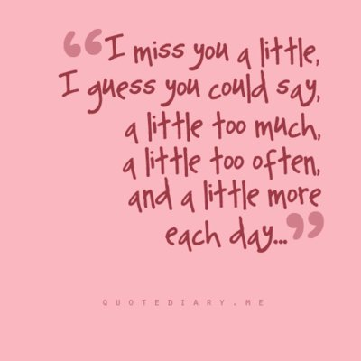 miss u love quotes